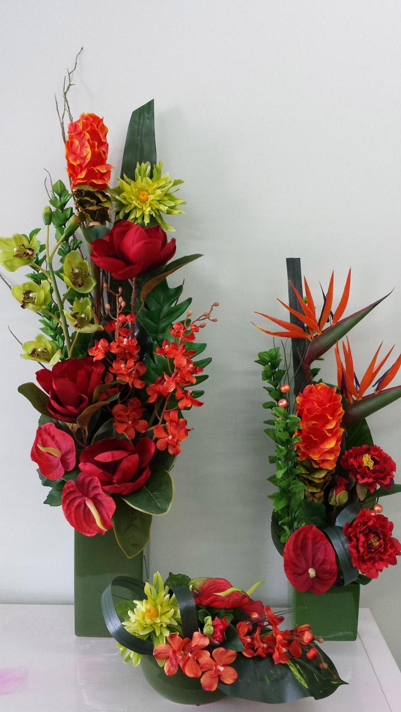 artificial counter arrangement
