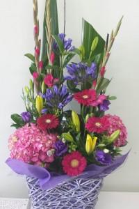 Premium Flower Basket
