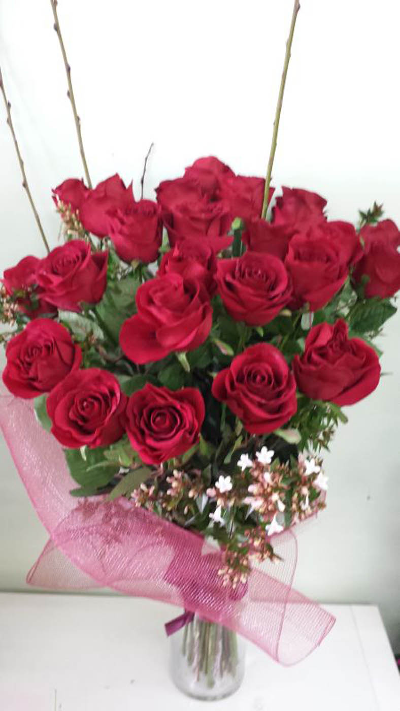Rose Stunner Bouquets Roses Adelaide Amp Hills Delivery