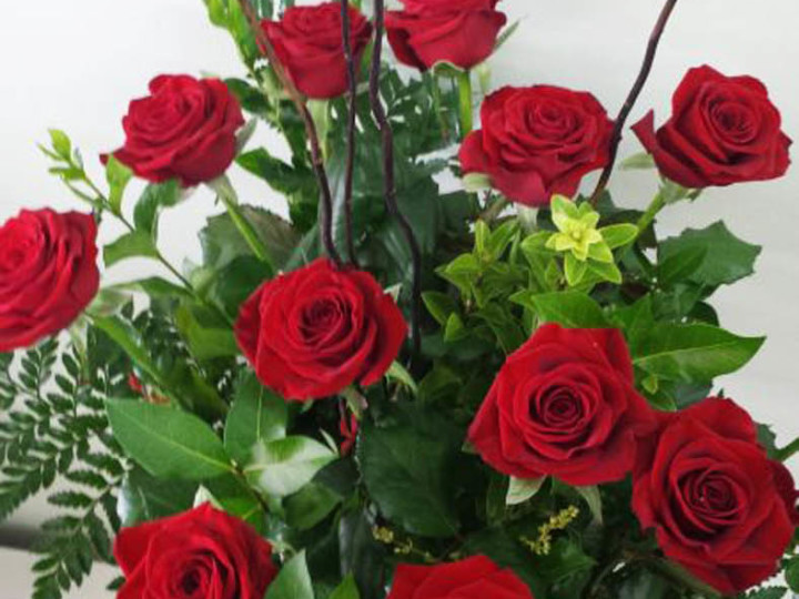 Valentine's Day Tuesday 14th Feb