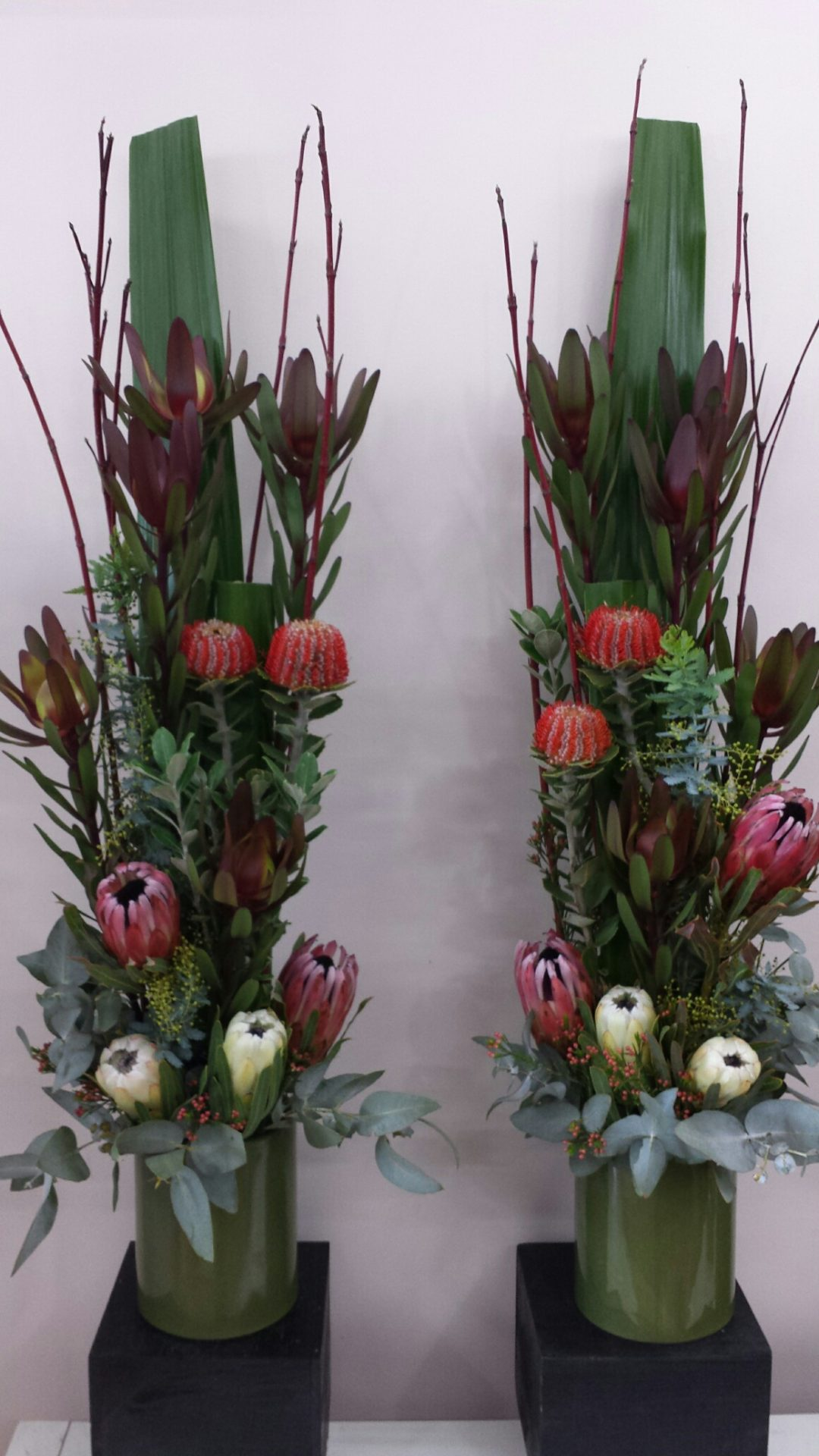 Flower Arrangements For Table Tall Vases