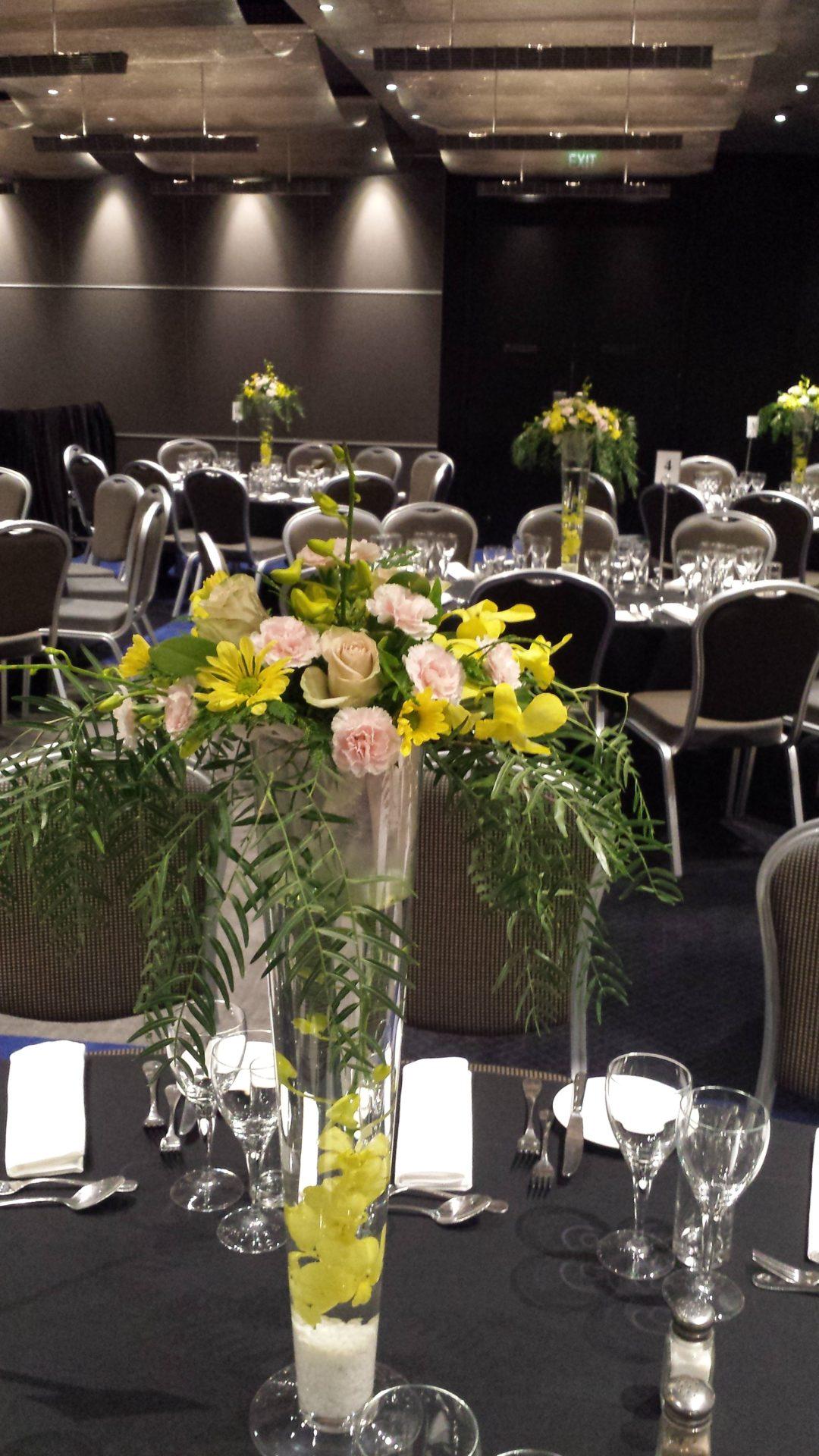 Table Centrepieces Adelaide Blackwood Florist