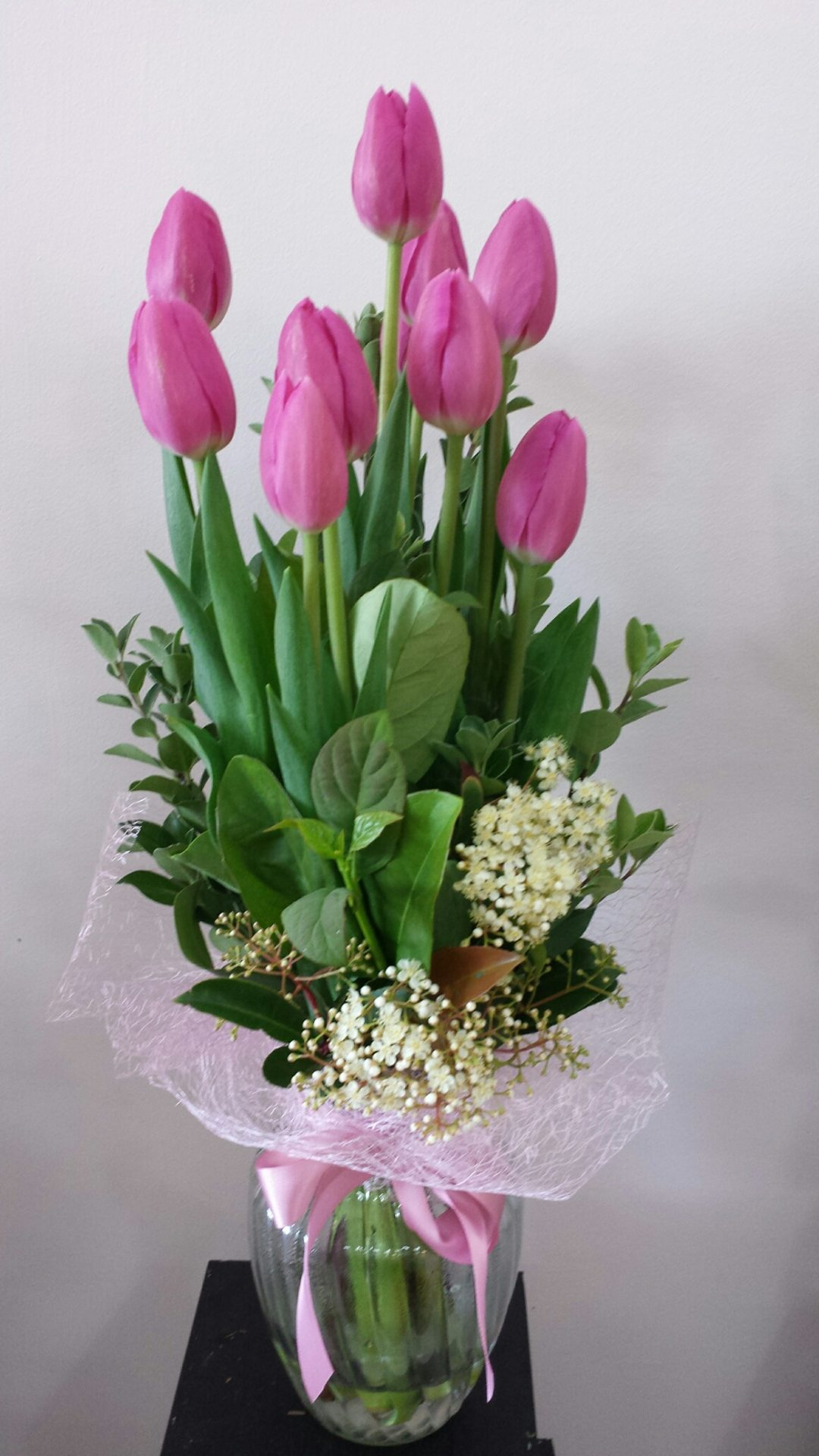 easy and vase ideas diy tulips pin tulip stunning in arrangement arranged flowers
