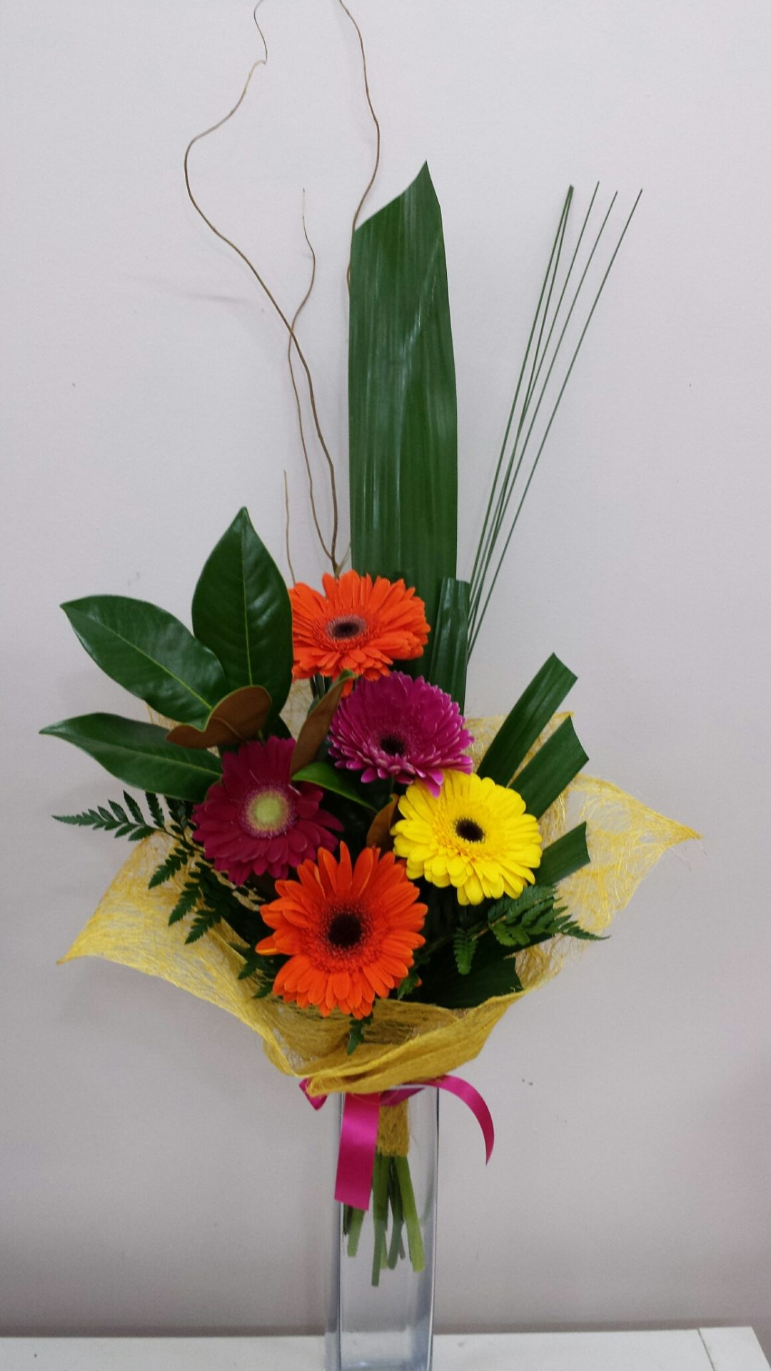 Modern Hand Tied Bouquet Bouquet Adelaide Hills Delivery