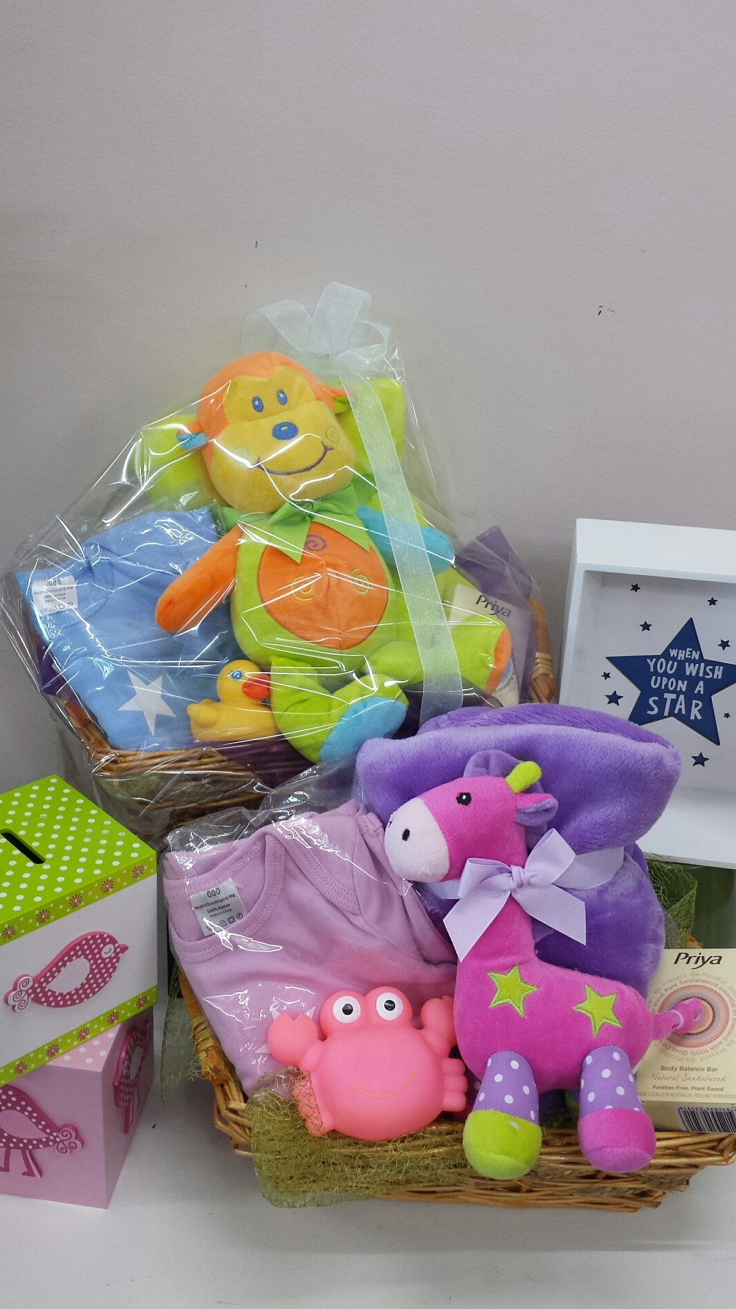 Welcome Baby Hamper