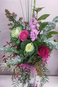 Wild gathered bouquet