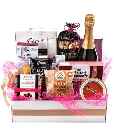 Bubble n' Treats hamper